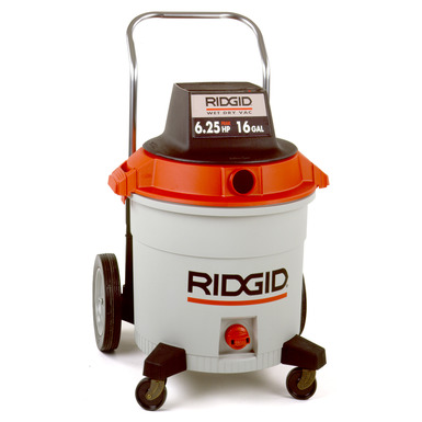 16 Gallon Contractor Wet/Dry Vac