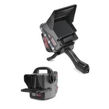 Monitores de grabación digital SeeSnake® CS6 y CS6Pak