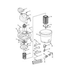 WD20600 Vac Assembly