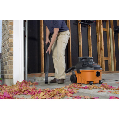 4 Gallon Portable Wet/Dry Vac