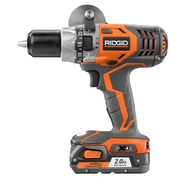 18V Lithium-Ion Hammer Drill/Driver Kit