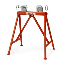 Ställbart stativ med stålrullar
