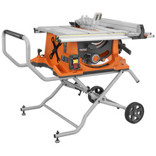 10 Inch Portable Table Saw