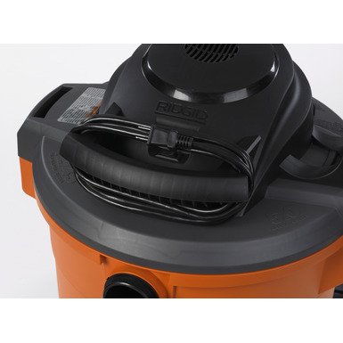 12 Gallon High Performance Wet/Dry Vac