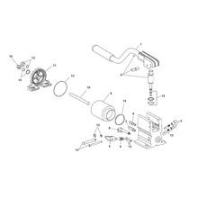 Hydraulic Pump, P392UOO1