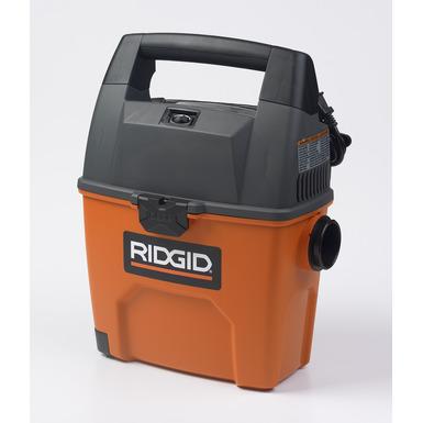 Aspiradora de sólidos y líquidos Pro portátil, de 3 galones