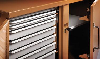 Secure Jobsite Storage