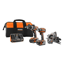 GEN5X 18-Volt Lithium-Ion Brushless Cordless Combo Kit (3-Piece)