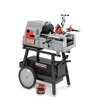 Machine à fileter automatique modèle 535A