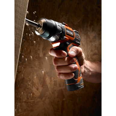 12V Lithium-Ion 2 Speed Drill/Driver