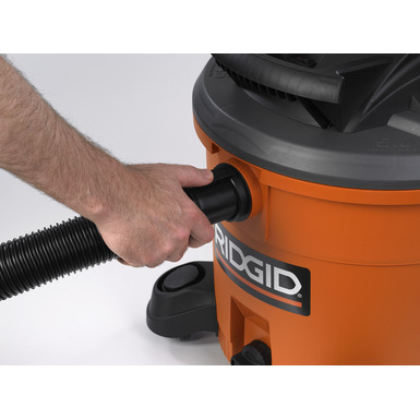Aspirateur eau et poussière haute performance de 12 gallons