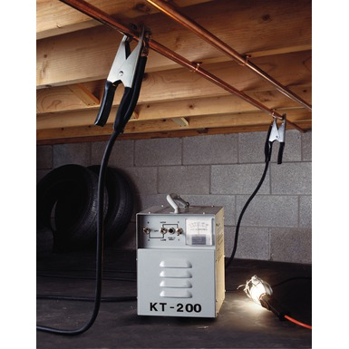 Modelos KT-190 / KT-200 – Descongeladores de tubería