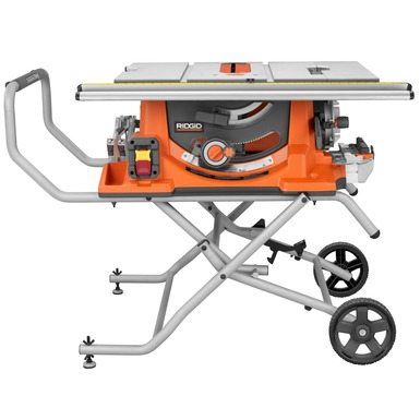 "10"" Portable Table Saw"