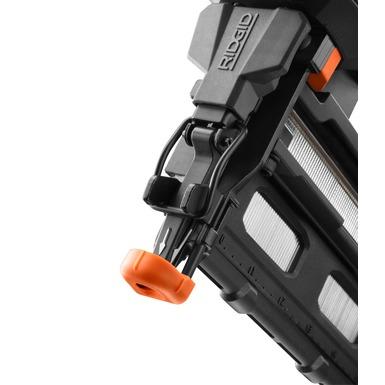 Cloueuse de finition droite de 64mm (2 1/2po) (calibre 16)