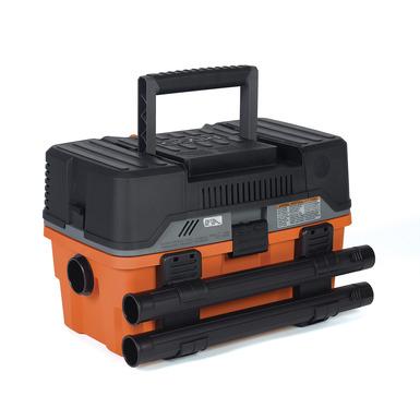 Aspiradora de líquidos y sólidos ProPack® portátil, de 4,5 galones