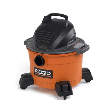Aspirateur eau et poussière de 6 gallons avec kit d'accessoires