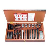 Juego de extractores de tornillos y tubos, modelo 25