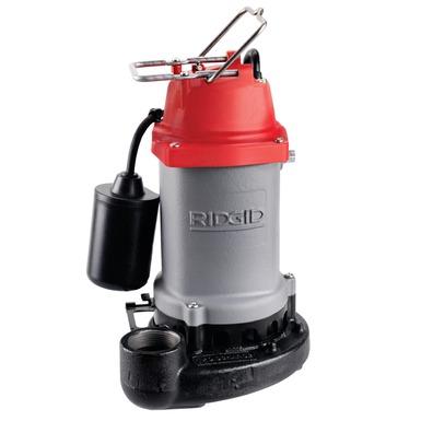1/3 and 1/2 HP Effluent Pumps