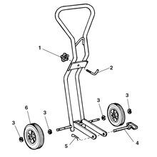 258XL Transport Cart