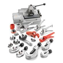 Préparation et coupe des tubes et tuyaux