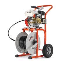 เครื่องล้างท่อแบบใช้แรงดันน้ำ KJ-2200