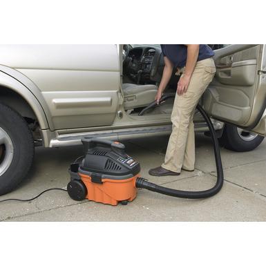 4 Gallon Portable Wet/Dry Vac