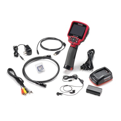 Cám. d/insp. micro CA-300
