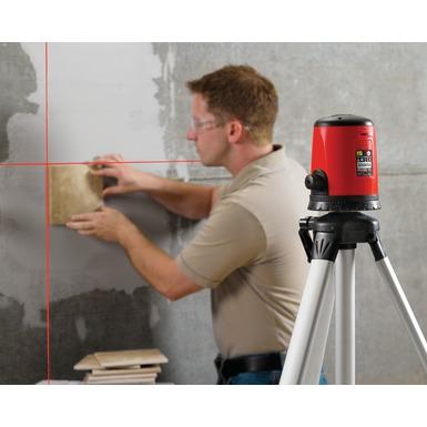 micro CL-100 Self-Leveling Cross-Line Laser
