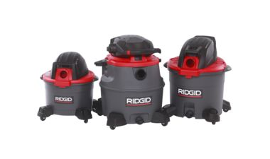 Professional Industrial Wet/Dry Vacs