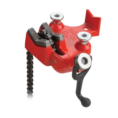 """BC510A 1/8"""" - 5"""" Top Screw Bench Chain Vise"""