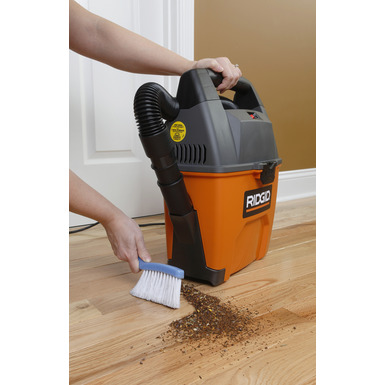 3 Gallon Portable Pro Wet/Dry Vac