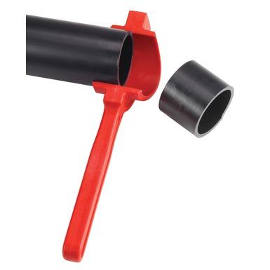 Cortador de tubos con núcleo de espuma
