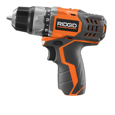 12V 2-Speed Drill/Driver (Tool Only)