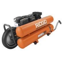 8 Gallon Gas Wheelbarrow Air Compressor