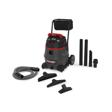 14 Gallon 2-Stage Wet/Dry Vac