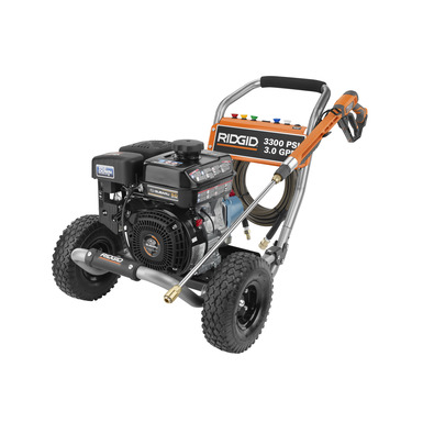 RIDGID 3300 PSI Pressure Washer