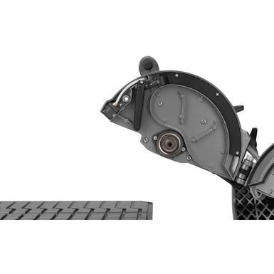 Scie à carreaux de 177,8 mm (7 po) avec laser pour chantier