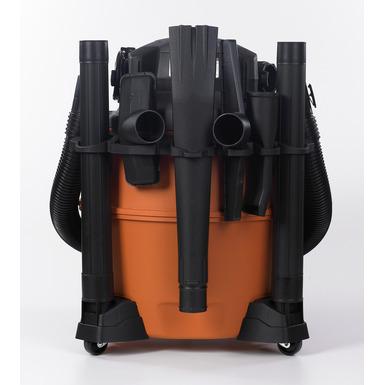 Aspiradora de sólidos y líquidos de 16 galones con soplador desmontable