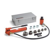 Kit hydraulique de 12,7 mm à 50,8 mm (1/2 po à 2 po) avec pompe à main (comprend 2 boulons de serrage, tirant, entretoises, tuyau de 91,4 cm [3 pi]) HKO-186