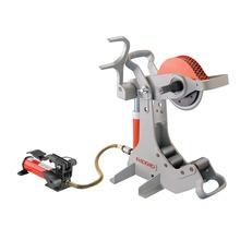 Труборез с электроприводом, модель 258