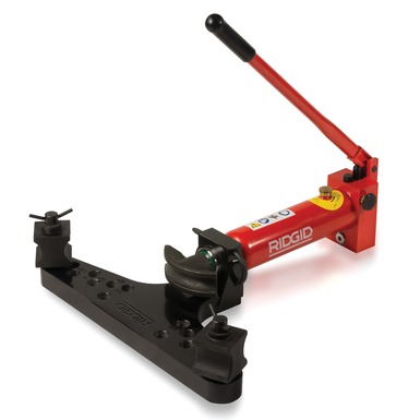 RIDGID Hydraulic Benders - Open Wing