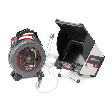 RIDGID® CrossChek™ Inspection System