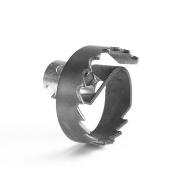 T-208 - Couteau à lame en spirale, 1-1/2po