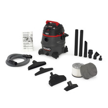 14 Gallon HEPA certified Wet/Dry Vac