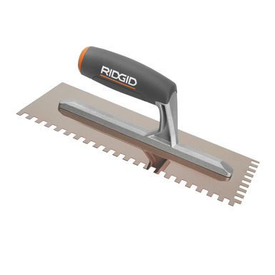 1/4 in. x 3/8 in. SQ-Notch Trowel with Golden Finish