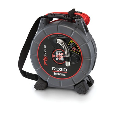 Système de caméra d'inspection vidéo SeeSnake® microReel