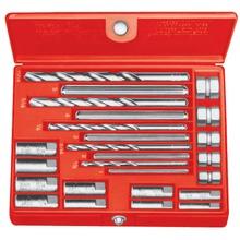 Model 10 Screw Extractor Set