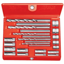 Model 10 Screw Extractor Set