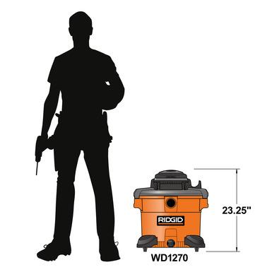 12 Gallon Wet/Dry Vac