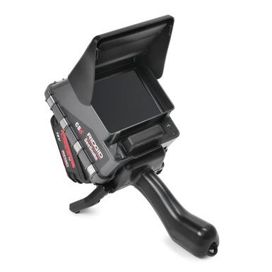 CS6 digital inspelningssmonitor